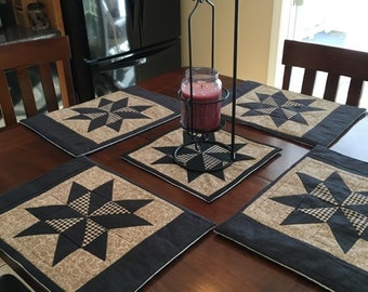 Primitive Country Placemats