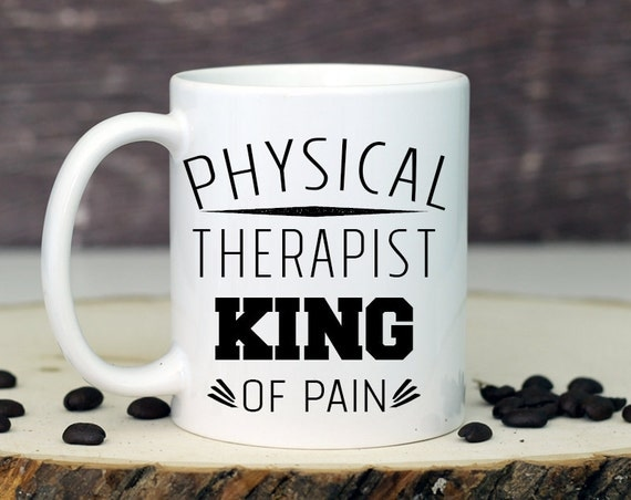Physical Therapy Mug Gifts for Physical Therapist by Mugsby