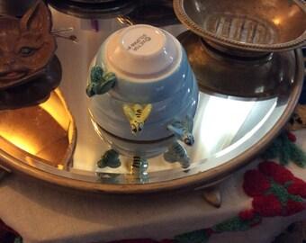 Measuring cups, ceramic measuring cups, anthropomorphic measuring cups, bee measuring cups