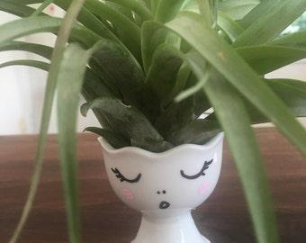 Egg Cup Vase