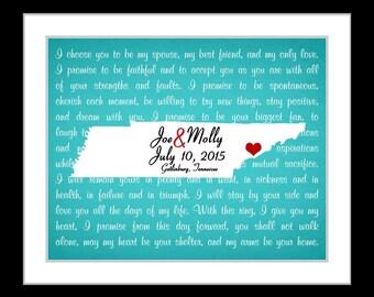 Wedding song lyrics art wedding song print personalized wedding gift wedding song art wedding song gift anniversary gift song lyric gift art