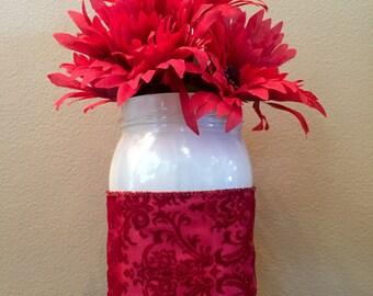 Upcycled Canning Jar