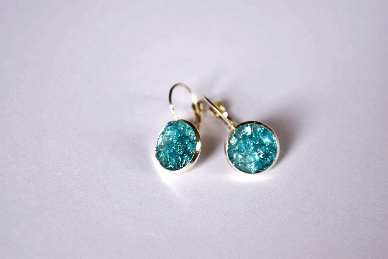 Etsy Natural Stone Earrings