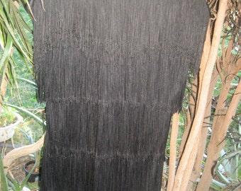 Fringe Flapper Dress