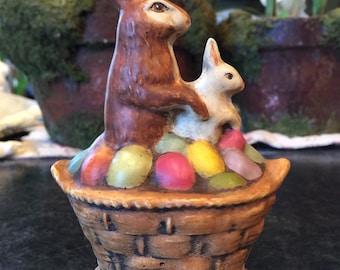 Primitive Easter bunnies!