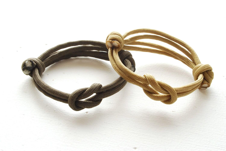 couples celtic knot bracelet his and her bracelet love. Black Bedroom Furniture Sets. Home Design Ideas