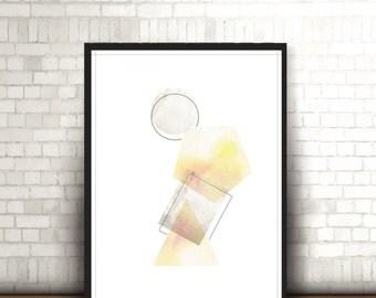 Geometrics Forms! For all who love geometry! Home Decor, Interior Design, Art deco