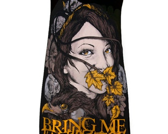 Bring Me The Horizon Woods Forest Strap Dress