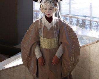 Star Wars Queen Amidala fully handmade cosplay costume