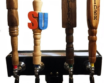 Handcrafted Tap Handles
