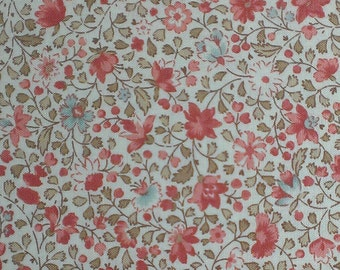 """PRINTEMPS by 3 Sisters for MODA ~ 44034 11 ~ 1 Yard (36"""" 44)"""