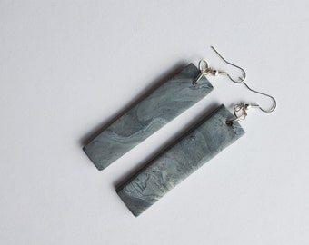 AXIS Marbled Earrings