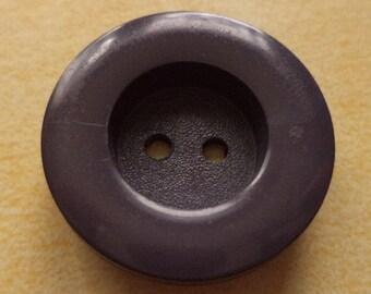 10 buttons purple 23mm (5494) button