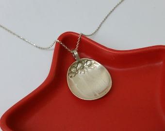 Silverware pendant flatware jewelry BH119