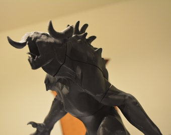 Fallout 4 Deathclaw Model Kit