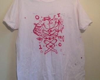 Abraxas Angel Devil Love shirt