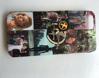 iphone 5/5s Case - Hunger Games - Jennifer Lawrence