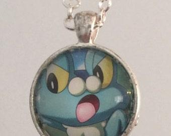Custom Made Pokemon Pendant