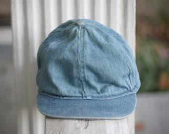 90's Denim Floppy Hat