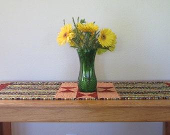 Quilted Table Runner - Table Runner - Southwest Design - Table Topper