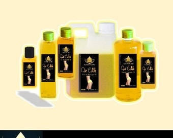 Lotus House Anti-Cellulite Premium Quality Massage Oil