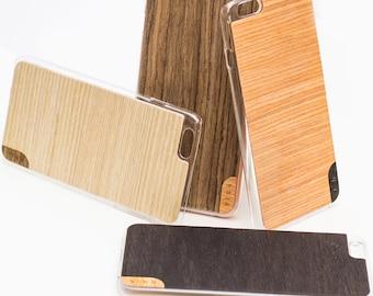 VIN.N Wooden Case  for iPhones