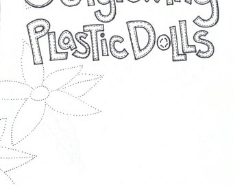 Outgrowing Plastic Dolls