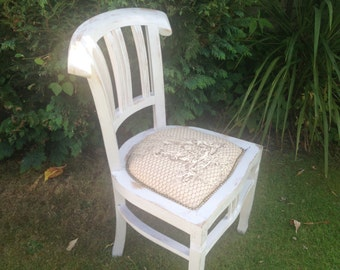 Shabby Chic Occasional Chair