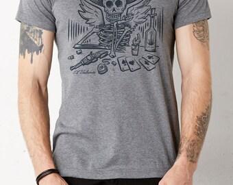 El Valiente: Unisex Soft Blend T-Shirt