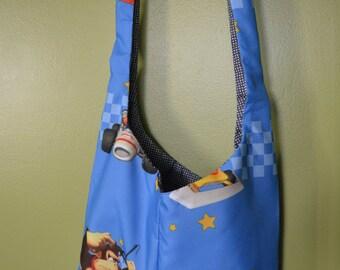 Mario Kart Hobo Bag
