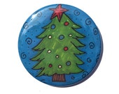 Christmas Tree magnet, pi...