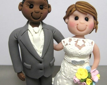Deposit for a Customized Wedding Cake Topper figurine decoration sculpture