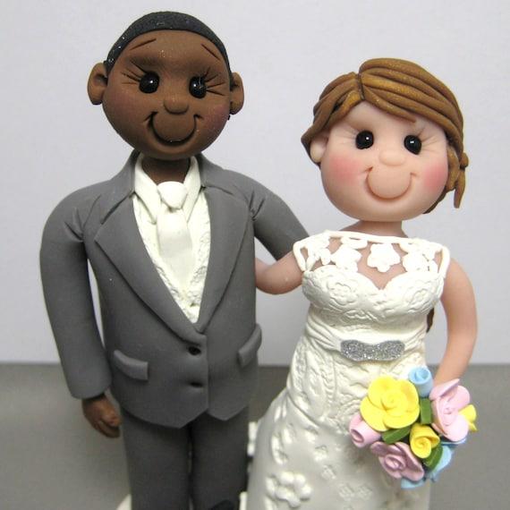 Deposit for a Customized Wedding Cake Topper figurine decoration sculpture