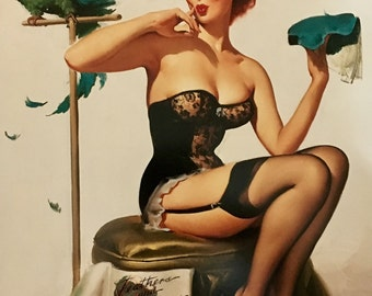 ELVGREN PINUPS #2 Other
