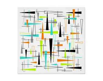 Triunity Art Print 4 Color Variations Available in Your Choice of Sizes with Free US Shipping