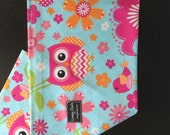 Just Like Mommy Baby Doll Sling-pretty Owls-Perfect For American Girl Dolls-Free Shipping When Purchased With a Wrap