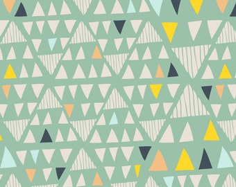 YARDS or HALF YARDS - Mojave Aloe by Leah Duncan for Art Gallery Fabrics