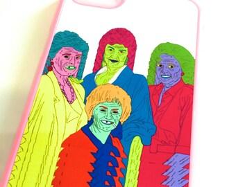 Golden Gross iphone Hard Case - Golden Girls