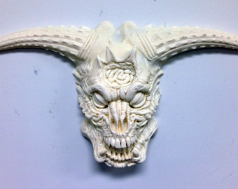 DOOM Icon of Sin Demon resin casting UNPAINTED
