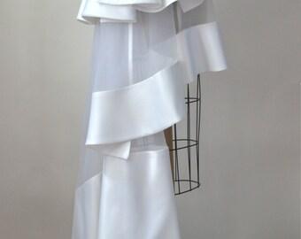 Grace Ruffle Tier Skirt