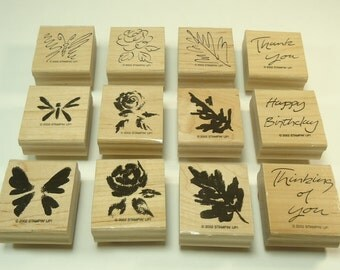 Simple Sketches Stamp Set From Stampin Up 102771