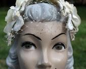 1950s Wedding Fascinator