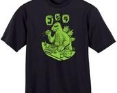 """Godzilla """"Cruchy Roll"""" - Screenprint Tshirt"""