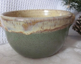 CHILI Bowl, Soup Bowl, Pottery Stoneware