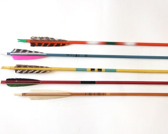 Collection of Vintage Arrows (Set of 5)