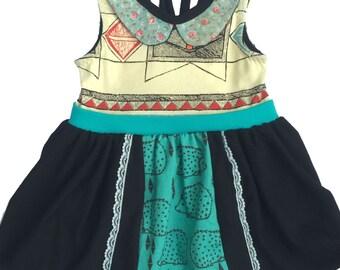 Oaxaca Ruins Sun Dress