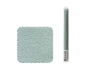 Ultrasuede Beading Foundation or Backing 43300 , Morning Sky Blue 8.5 Inches, Ultra Suede Cabochon Backing, Bead Backing, Microfiber Fabric