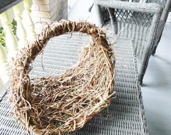 Wedding Table Basket Arching  Wedding Rounded Garden Style Ready to Ship