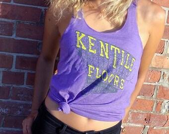 Kentile Floors Tank Top for Women, in Purple
