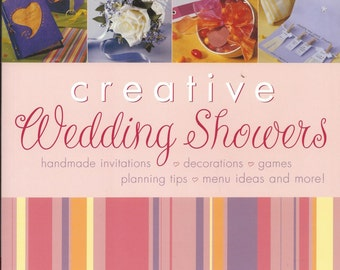 Creative Wedding Showers by Laurie Dewberry #MB015